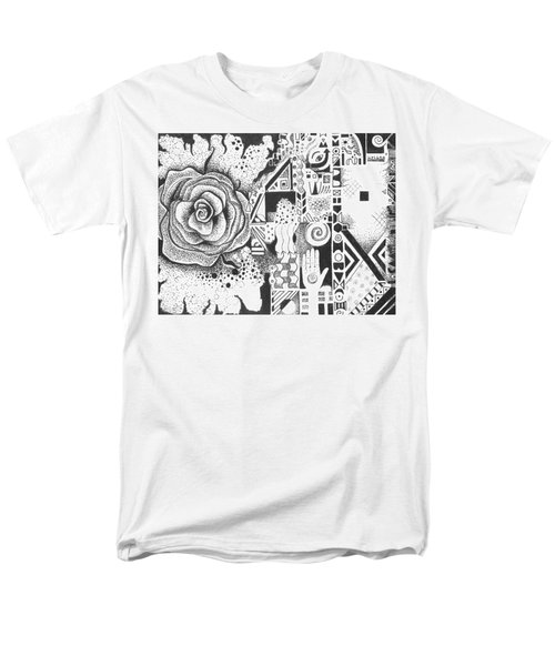 Nature Rules Aka That Which Remains Men's T-Shirt  (Regular Fit) by Helena Tiainen