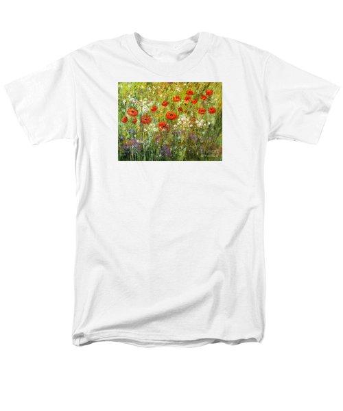 Nature Walk Men's T-Shirt  (Regular Fit) by Valerie Travers