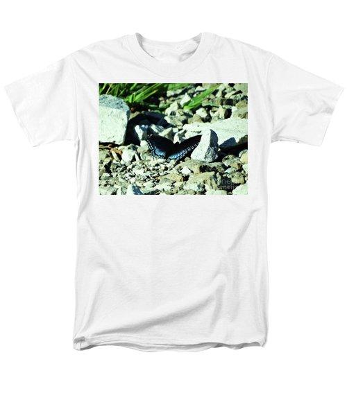 Nature's Cloak Of Color Men's T-Shirt  (Regular Fit) by J L Zarek