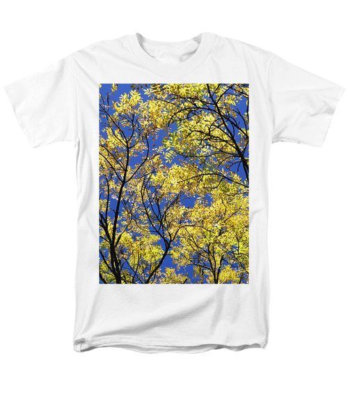 Natures Magic - Original Men's T-Shirt  (Regular Fit) by Rebecca Harman