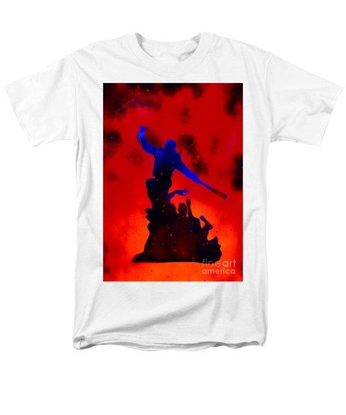 Negan Triumph  Men's T-Shirt  (Regular Fit) by Justin Moore