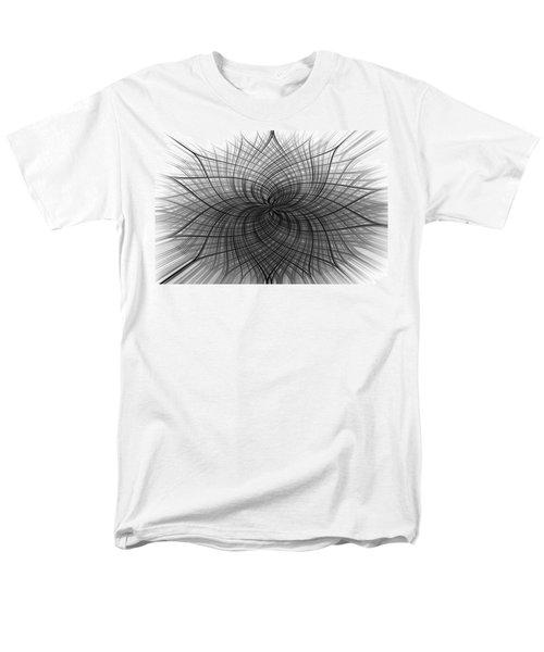 Negativity Men's T-Shirt  (Regular Fit) by Carolyn Marshall