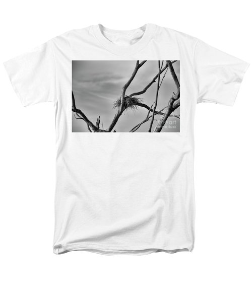Men's T-Shirt  (Regular Fit) featuring the photograph Nested by Douglas Barnard