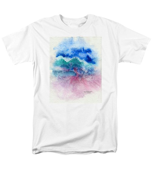 New Wave Men's T-Shirt  (Regular Fit) by Joan Hartenstein