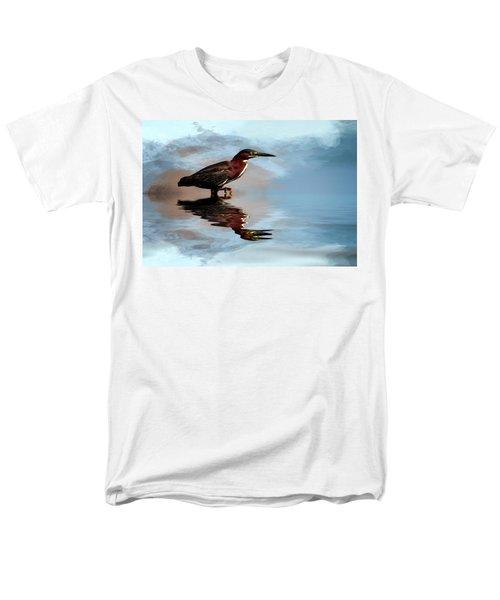 Next Step Men's T-Shirt  (Regular Fit) by Cyndy Doty
