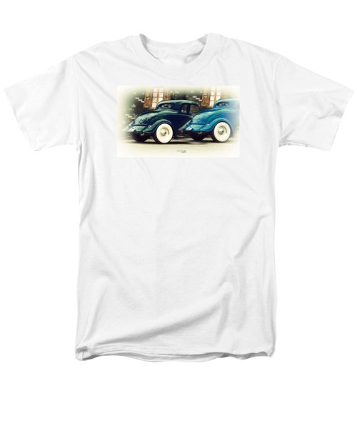 Men's T-Shirt  (Regular Fit) featuring the photograph Nice Wheels by Chris Armytage