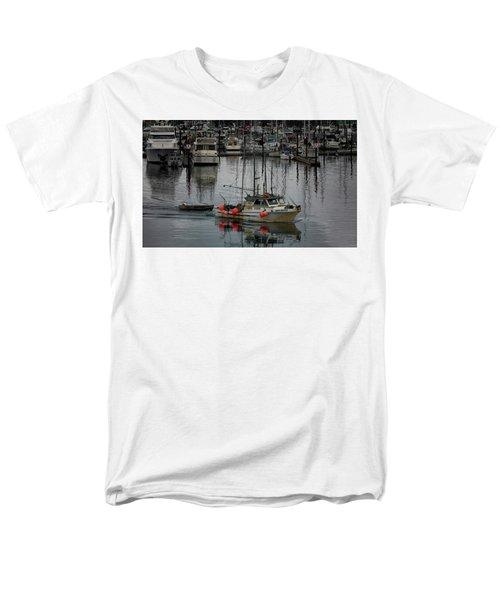 Night Drifter Men's T-Shirt  (Regular Fit) by Randy Hall