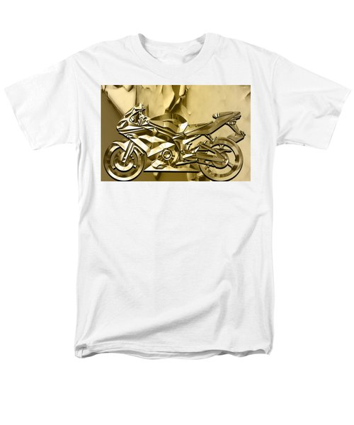 Ninja Motorcycle Colection Men's T-Shirt  (Regular Fit) by Marvin Blaine