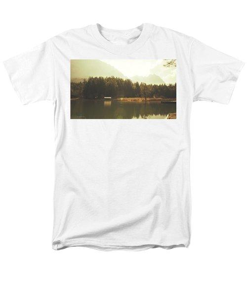 No Ceiling Men's T-Shirt  (Regular Fit) by Cesare Bargiggia