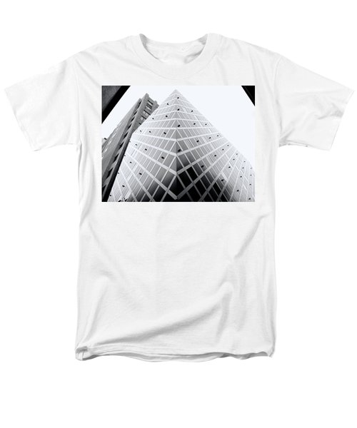 Men's T-Shirt  (Regular Fit) featuring the photograph Non-pyramidal by Wayne Sherriff