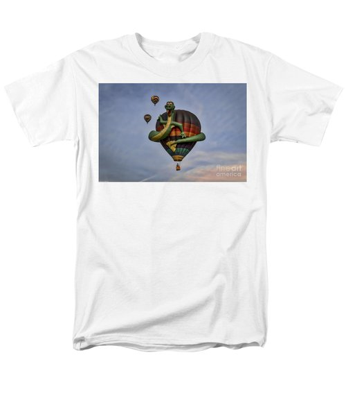 Men's T-Shirt  (Regular Fit) featuring the photograph Norman by Mitch Shindelbower
