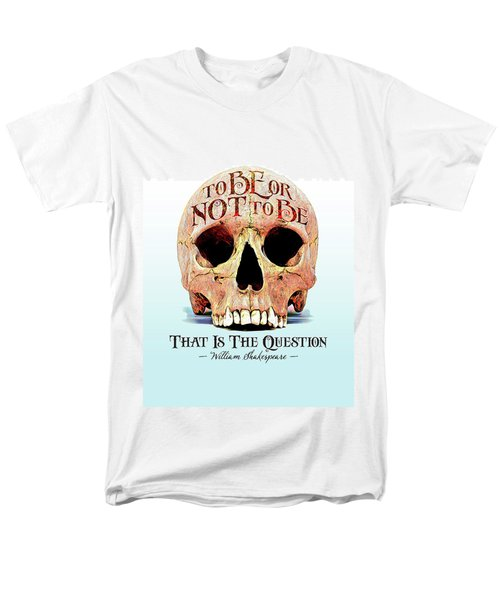Not To Be Men's T-Shirt  (Regular Fit) by Gary Grayson