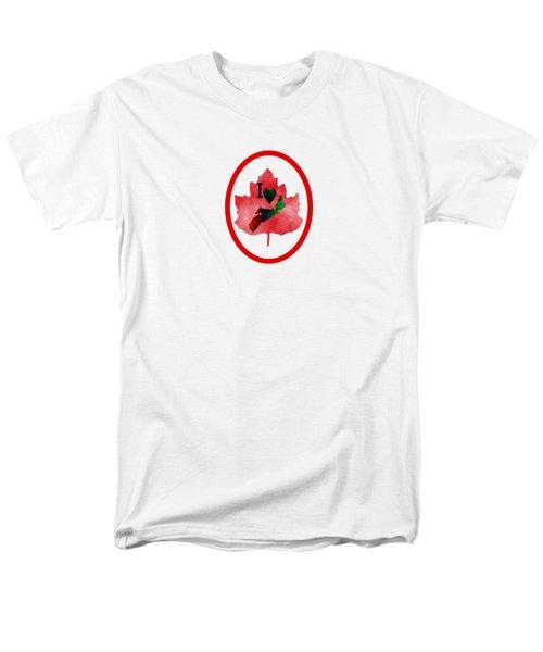 Nova Scotia Proud Men's T-Shirt  (Regular Fit) by Kathleen Sartoris