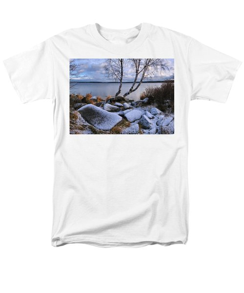 November Day Men's T-Shirt  (Regular Fit) by Vladimir Kholostykh