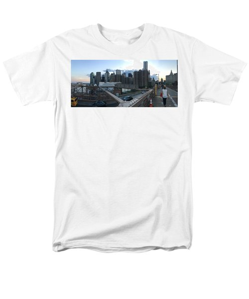 NYC Men's T-Shirt  (Regular Fit) by Ashley Torres