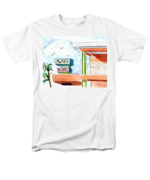 Oasis Men's T-Shirt  (Regular Fit)