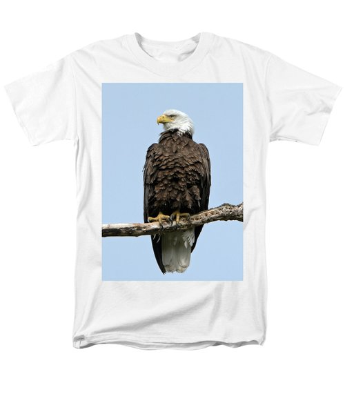 Observant Sentry Men's T-Shirt  (Regular Fit) by Stephen Flint
