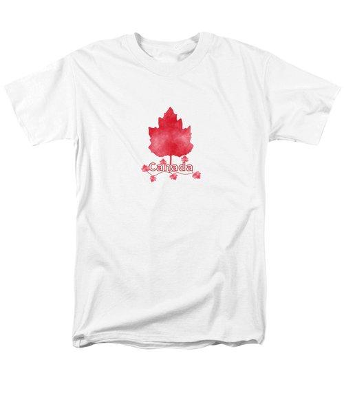 Oh Canada Men's T-Shirt  (Regular Fit) by Kathleen Sartoris