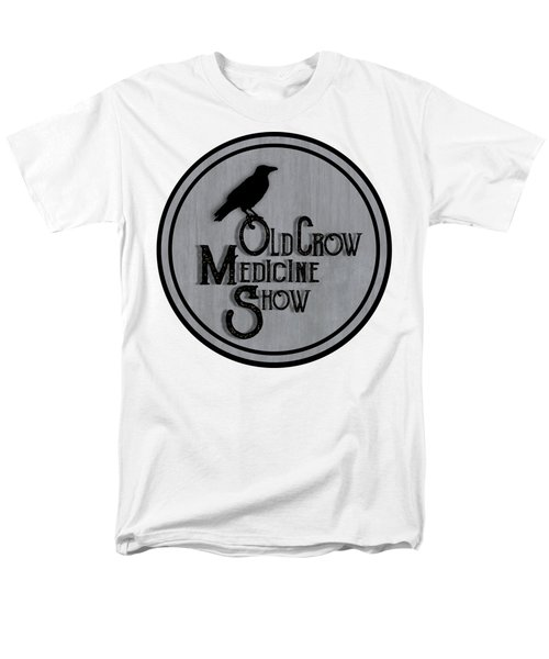 Old Crow Medicine Show Sign Men's T-Shirt  (Regular Fit) by Little Bunny Sunshine