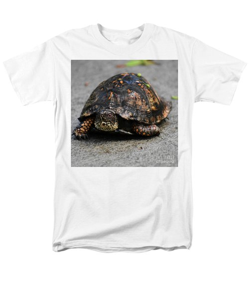 Men's T-Shirt  (Regular Fit) featuring the photograph On A Mission by Skip Willits