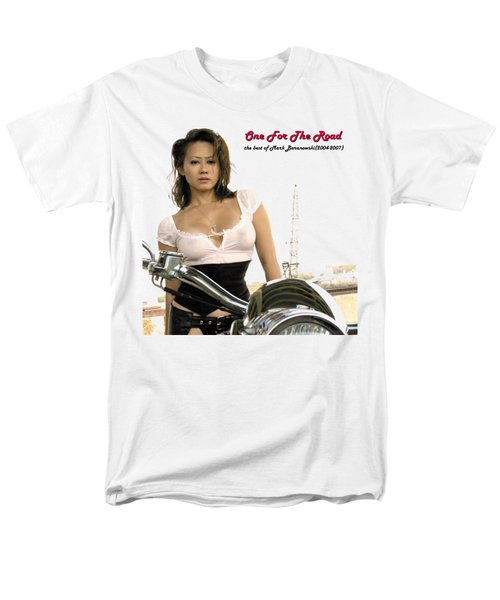 One For The Road Men's T-Shirt  (Regular Fit) by Mark Baranowski