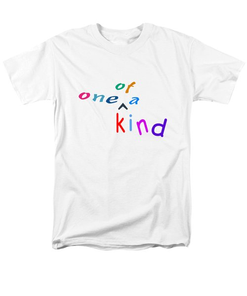 One Of A Kind Men's T-Shirt  (Regular Fit) by Bill Owen