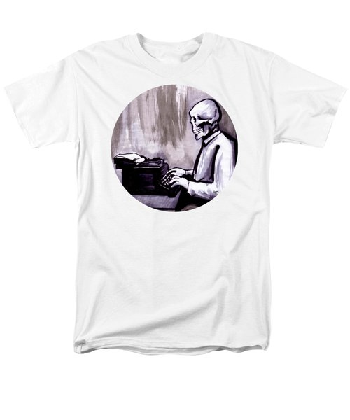 One Of Those On Whom Nothing Is Lost Men's T-Shirt  (Regular Fit) by Zombie Rust