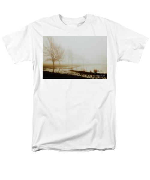 Men's T-Shirt  (Regular Fit) featuring the photograph Open Space by Iris Greenwell