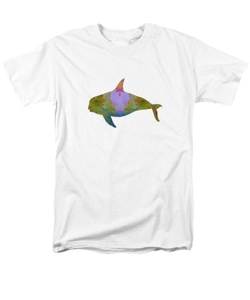 Orca Men's T-Shirt  (Regular Fit) by Mordax Furittus
