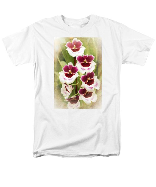 Orchid 2 Men's T-Shirt  (Regular Fit) by Catherine Lau