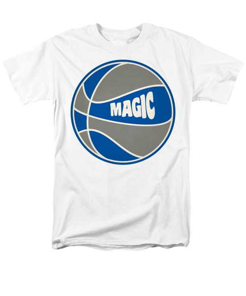 Orlando Magic Retro Shirt Men's T-Shirt  (Regular Fit) by Joe Hamilton