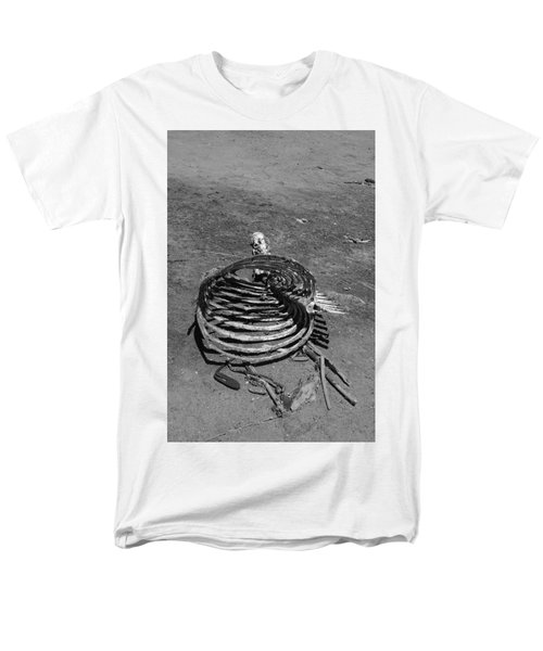 Men's T-Shirt  (Regular Fit) featuring the photograph Out Of Control by Marie Neder