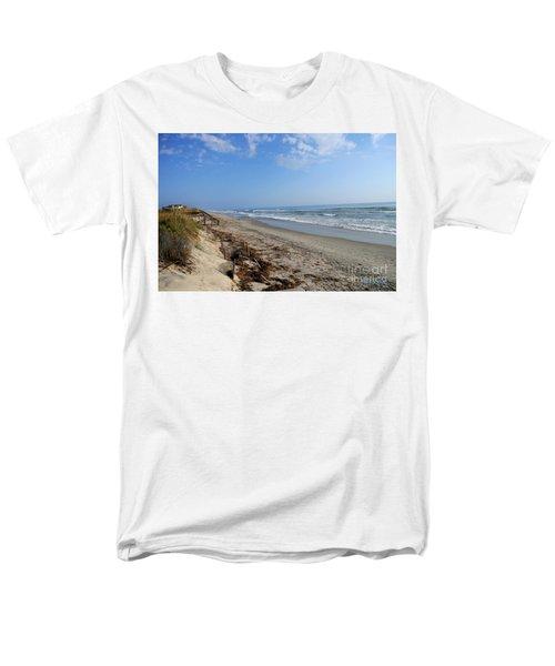 Outer Banks Morning Men's T-Shirt  (Regular Fit) by Paulette B Wright