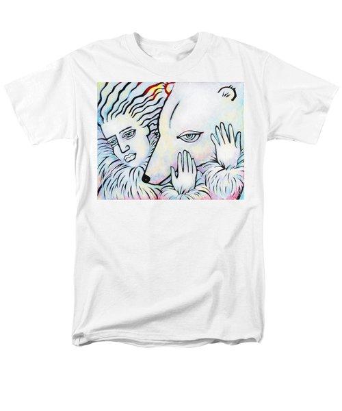 Pals Men's T-Shirt  (Regular Fit) by Angela Treat Lyon