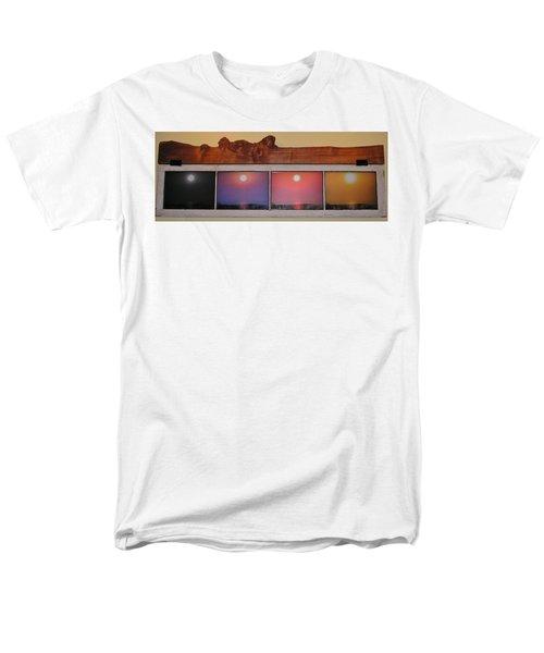 Paper Sun Men's T-Shirt  (Regular Fit) by John Wartman