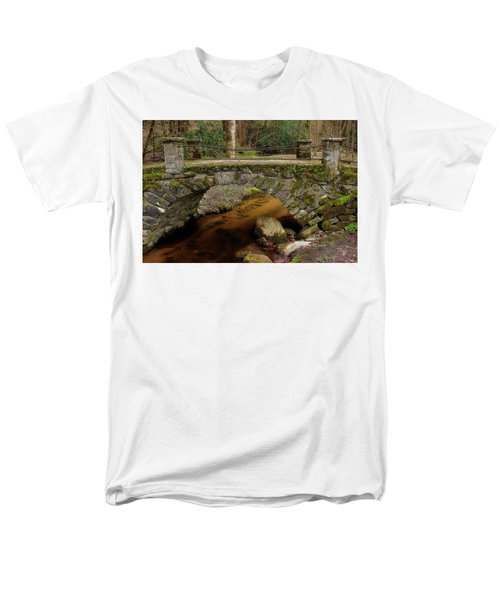 Men's T-Shirt  (Regular Fit) featuring the photograph Passing Over Many Years by Mike Eingle