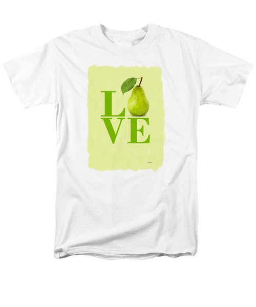 Pear Men's T-Shirt  (Regular Fit) by Mark Rogan
