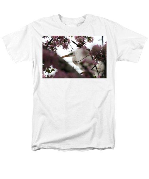 Peek A Boo Men's T-Shirt  (Regular Fit) by Sandra Updyke