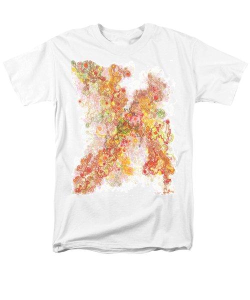 Phase Transition Men's T-Shirt  (Regular Fit) by Regina Valluzzi