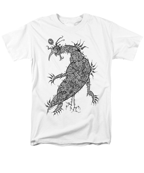 Pheasant Men's T-Shirt  (Regular Fit) by Raf Podowski