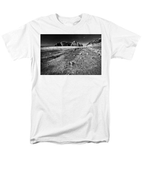 Men's T-Shirt  (Regular Fit) featuring the photograph Pheiffer Beach -keyhole Rock #17 Big Sur, Ca by Jennifer Rondinelli Reilly - Fine Art Photography