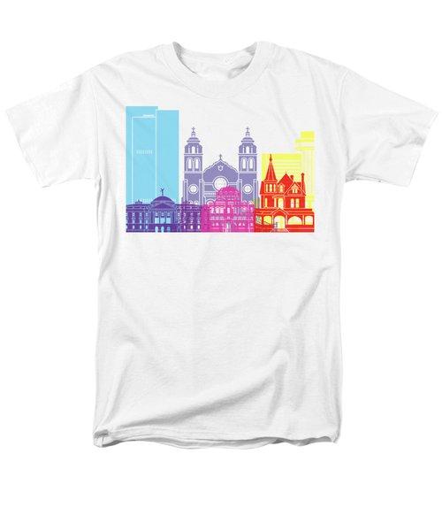 Phoenix Skyline Pop Men's T-Shirt  (Regular Fit) by Pablo Romero