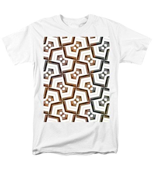 Piano Keys I Men's T-Shirt  (Regular Fit) by Maria Watt