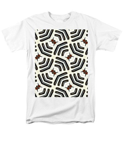 Piano Keys II Men's T-Shirt  (Regular Fit) by Maria Watt