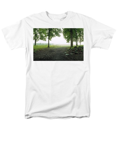 Pickett's Charge Men's T-Shirt  (Regular Fit) by Jan W Faul