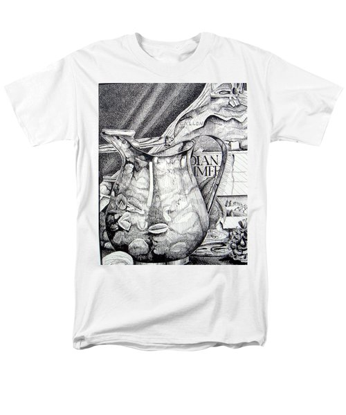 Picture Of Pitcher Men's T-Shirt  (Regular Fit)