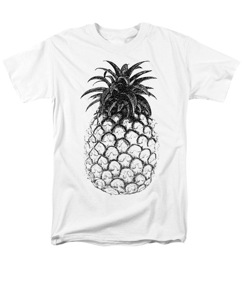Pineapple Men's T-Shirt  (Regular Fit) by Birgitta