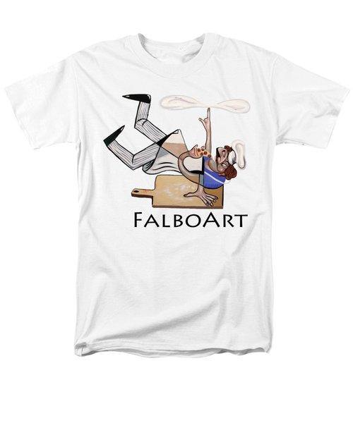 Pizza Break T-shirt Men's T-Shirt  (Regular Fit) by Anthony Falbo