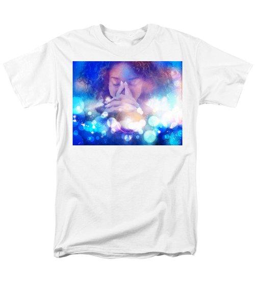 Men's T-Shirt  (Regular Fit) featuring the digital art Pleasant Daydream by Gun Legler