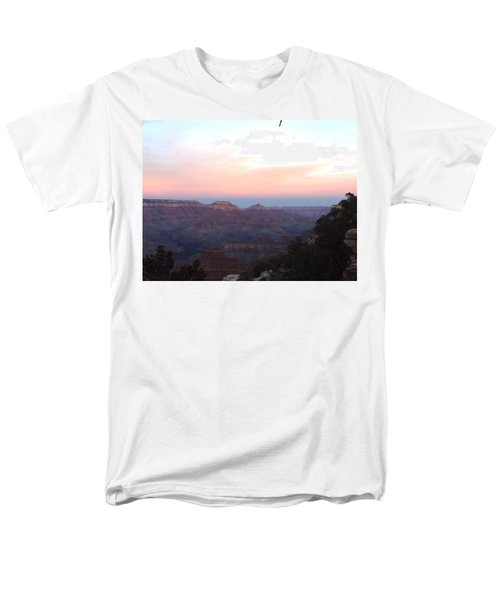 Pleasant Evening At The Canyon Men's T-Shirt  (Regular Fit) by Adam Cornelison